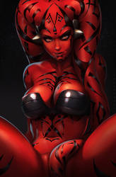 Darth Talon by dandonfuga