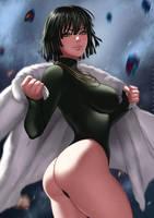 Fubuki by dandonfuga
