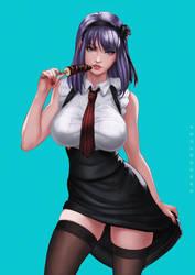 Hotaru Shidare by dandonfuga
