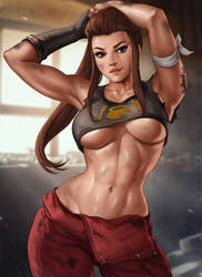 Brigitte by dandonfuga