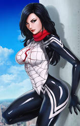Silk by dandonfuga