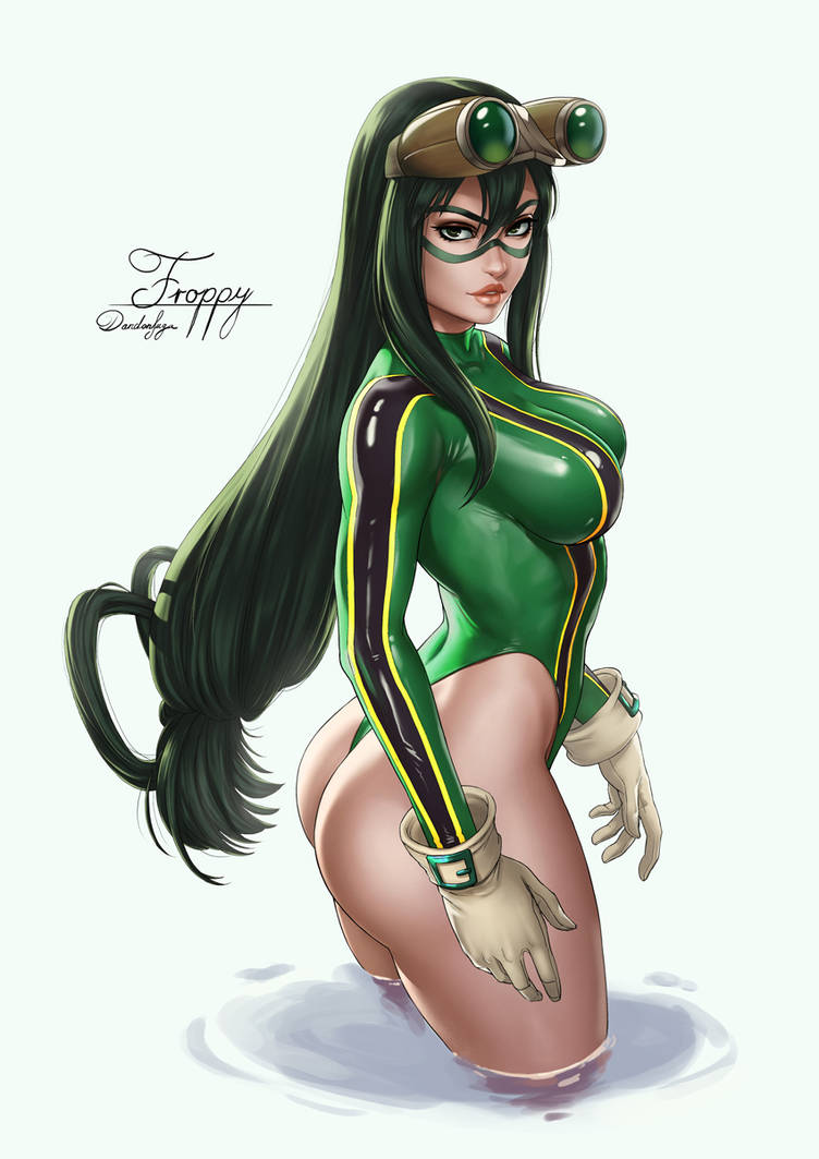 Froppy by dandonfuga