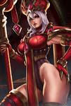 Sally Whitemane by dandonfuga