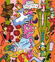 Ahiru in Wonderland by Shusihi