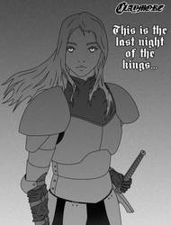 Claymore Olga - This is the last night of the king by oBOXPOH