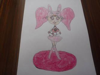 Sailor Chibi Moon by sydneypie