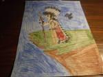 Chief Windfeather by sydneypie