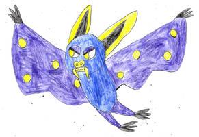 Lighting Bat by sydneypie