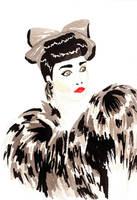 fashion illustration. by BringMeMyTexasTea