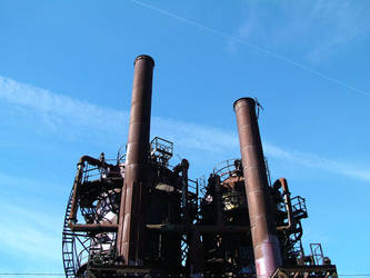 gasworks park 4 by JensStockCollection