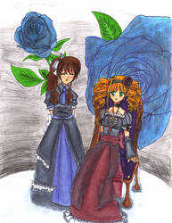 Lolita Elizabeth and Paula by Misaki-Miho