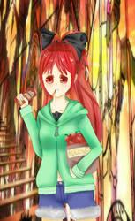 Kyoko Sakura by Misaki-Miho