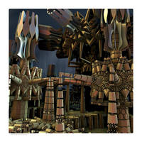MB14 Fantasy Residence by Xantipa2