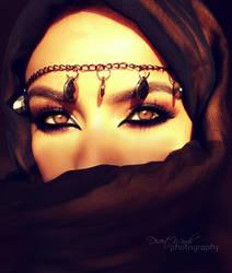 Arabian Beauty by dania-pena