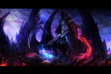 Pyromancer by Solaice