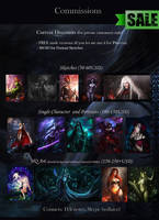 Commision Guide by Solaice