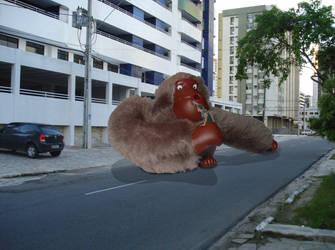 Monkey Part.3 by Luuucio