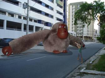 Monkey Part.1 by Luuucio