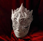 Dreamer Mask: Beacon (3D printed) by Lumecluster