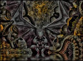 Scourge and Realm by krasblak