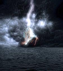 The Falling Dreamer by krasblak
