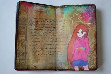 Fanart Journal - Mabel by Emesbury1397