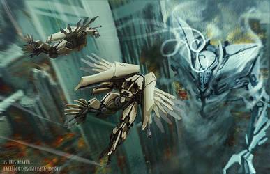 Airborne Kreigers by AltoContrasteStudio