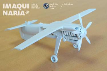 Prototype Tricahue by AltoContrasteStudio