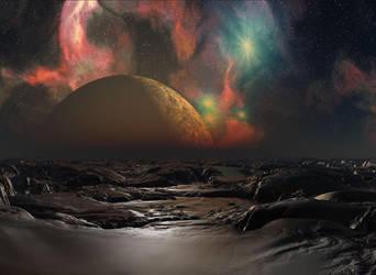 Worlds Collide by DarkAngelsRhapsody