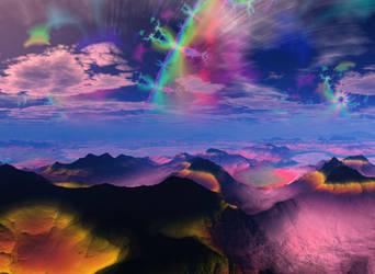 Fractal Explosion by DarkAngelsRhapsody