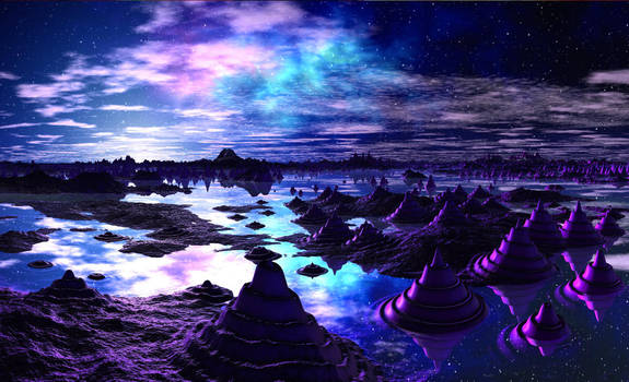 Spiral Kingdom by DarkAngelsRhapsody