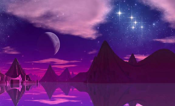 Land of Unicorns by DarkAngelsRhapsody