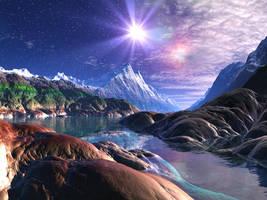 Stellar Eden by DarkAngelsRhapsody