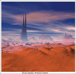 Dune Jagged by DarkAngelsRhapsody