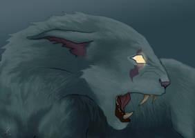 Feral Druid Tigermoon by Nookawolf