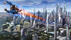 Metropolis by uncannyknack