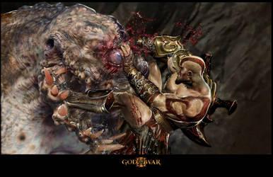 Kratos brings it by uncannyknack