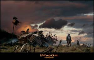 Dead Caravan by uncannyknack