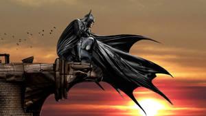 Gotham's Guardian by uncannyknack