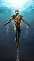 Aquaman by uncannyknack