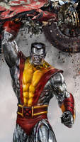 Colossus by uncannyknack
