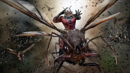Ant-Man by uncannyknack