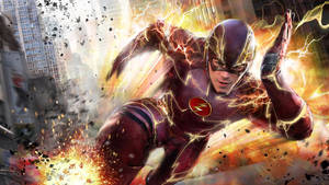 The Flash by uncannyknack