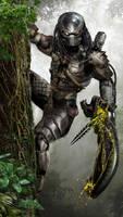 Predator by uncannyknack