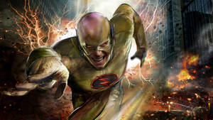 Reverse Flash by uncannyknack