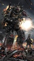 Warhammer 40K by uncannyknack