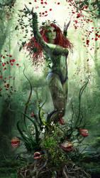 Poison Ivy Redux by uncannyknack