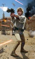 Skywalker by uncannyknack