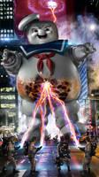 Ghostbusters WIP by uncannyknack