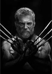 Old Man Logan by uncannyknack